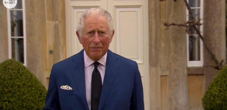 Prince Charles 'deeply saddened' by India's COVID-19 death surge as his charity joins aid efforts