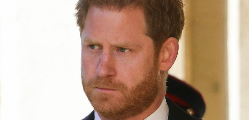 Prince Harry 'could pull out of Diana statue unveiling' after 'frosty reception' at Prince Philip's funeral, royal expert says