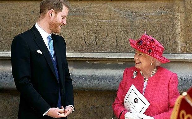 Prince Harry Returns Home To Meghan Markle After Giving Queen Elizabeth II A 'Special' Birthday Gift