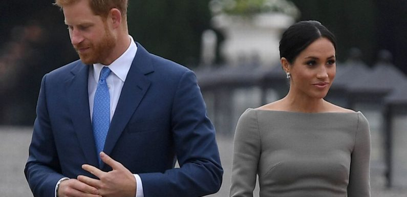 Prince Harry and Meghan's popularity plummets in wake of Prince Philip's death