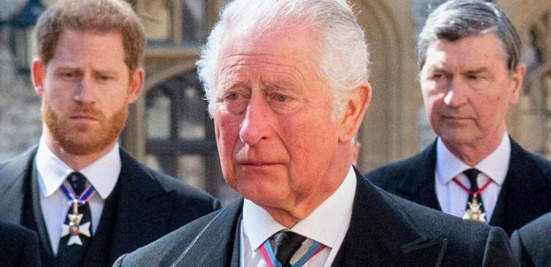 Prince Harry reportedly sent Charles 'deeply personal' note before UK trip