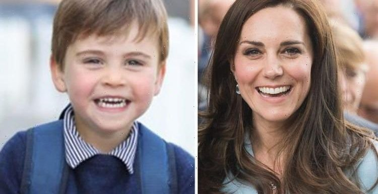 Prince Louis birthday picture: Kate Middleton youngest 'just like mum' in sweet new photo