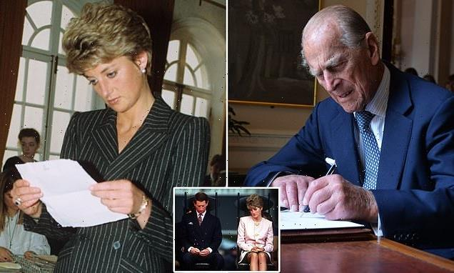 Prince Philip 'was determined to save Charles and Diana's marriage'