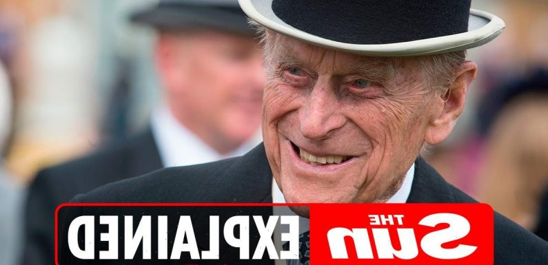 Prince Philip funeral procession: What route will the coffin take to St George's Chapel?