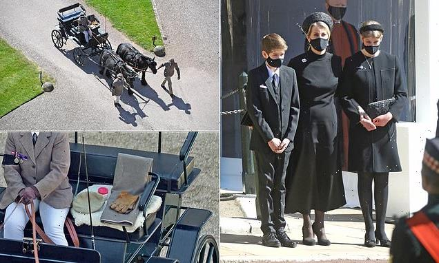 Prince Philip's granddaughter will inherit his carriage and ponies