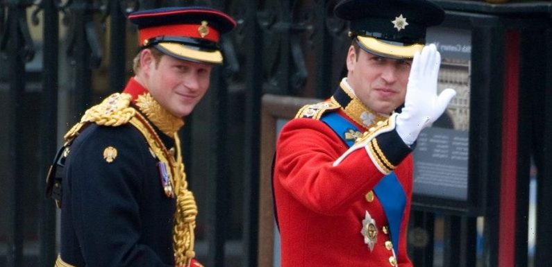 Prince William said this 'hilarious' thing about Prince Harry during his wedding speech, source says