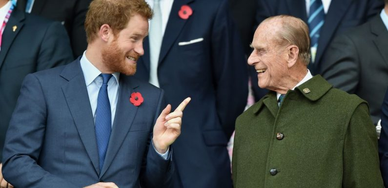 'Proud' Harry pays tribute to Philip's legacy as he appears in new video