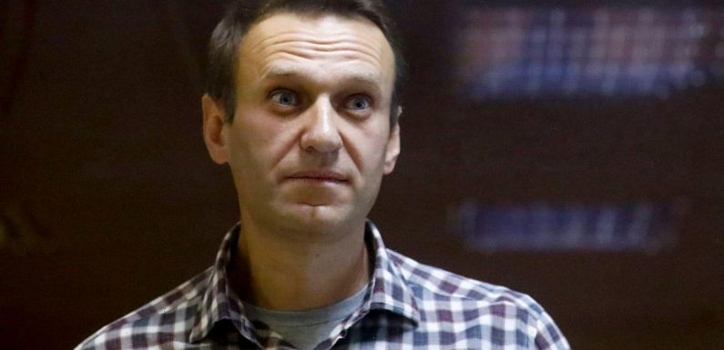Putin critic Navalny transferred to prison hospital, officials concerned he could die at 'any minute'