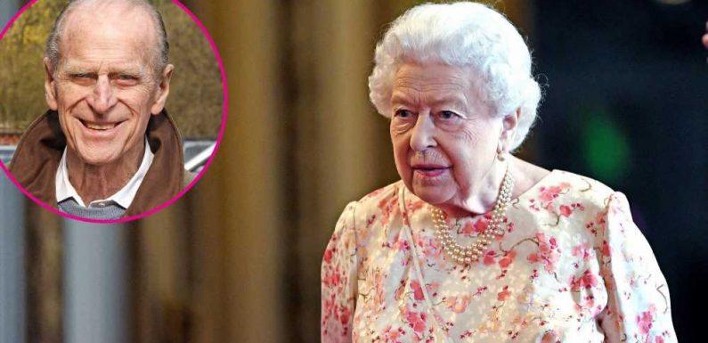 Queen ElizabethIIAttends 1st Royal Duty Since Prince Philip's Death