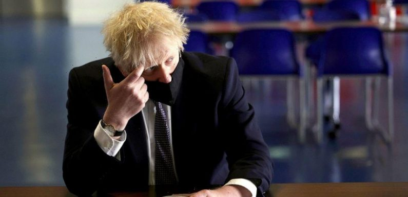 Report: Boris Johnson's phone number was online for 15 years