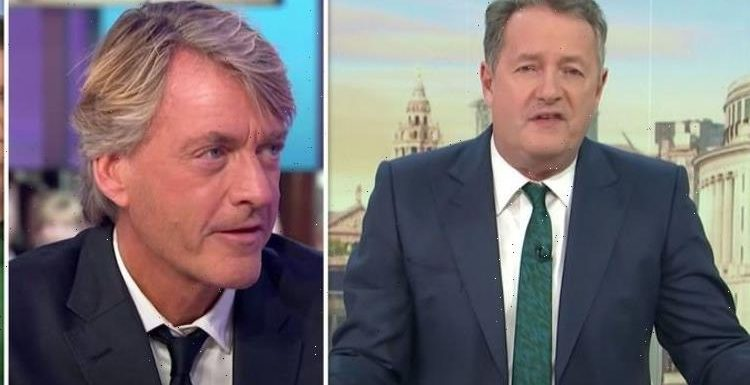 Richard Madeley addresses replacing Piers Morgan on GMB after receiving 'horrendous abuse'
