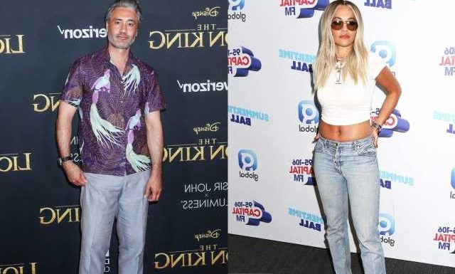 Rita Ora and Taika Waititi Are 'Really Into Each Other' After Dating More Than a Month
