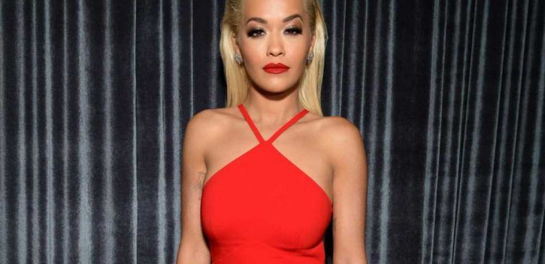 Rita Ora awkwardly swerves love life question after it's revealed she's been dating Taika Waititi for months