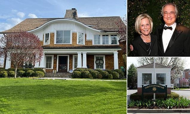 Ruth Madoff is living in a $3.8m mansion following Bernie's death