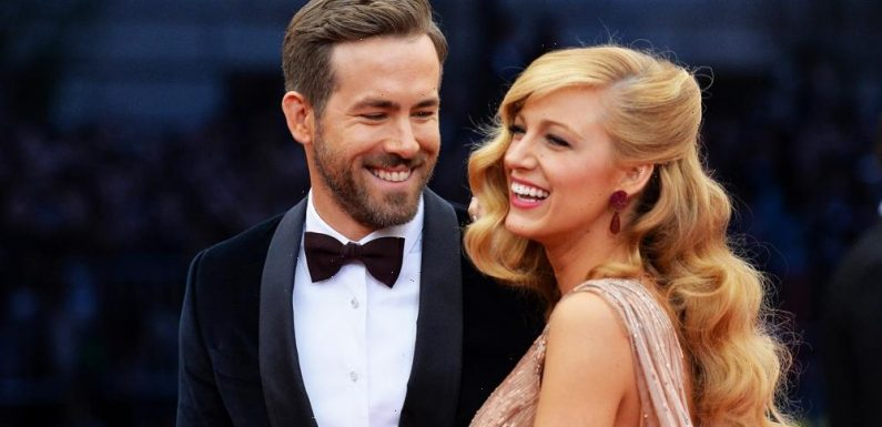 Ryan Reynolds Hilariously Finds a Way to Cure His & Blake Lively's Daughter Betty's Obsession With 'Baby Shark'
