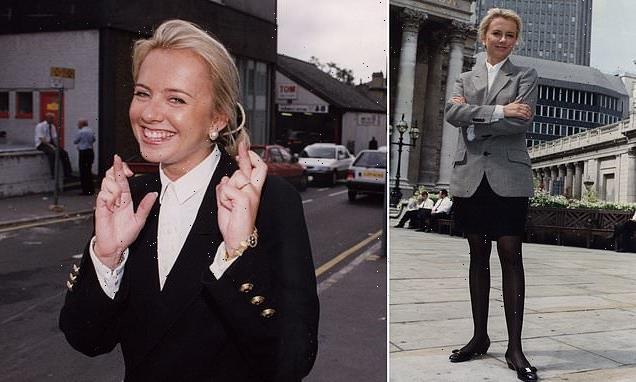 SEBASTIAN SHAKESPEARE: Samantha Phillips turfed out of £35million pad