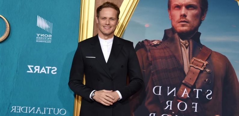 Sam Heughan Opens Up About Life After 'Outlander'