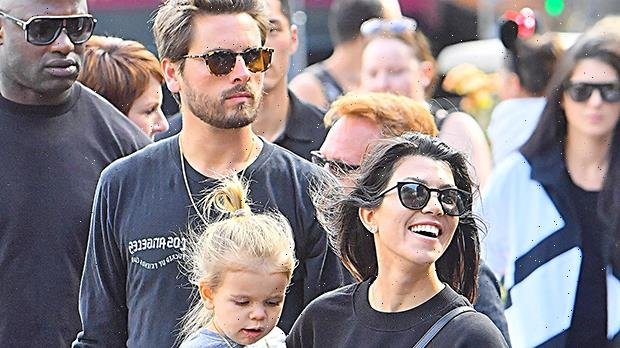 Scott Disick Sends Love To 'Best Mom' Kourtney Kardashian On 42nd Birthday With Family Pic