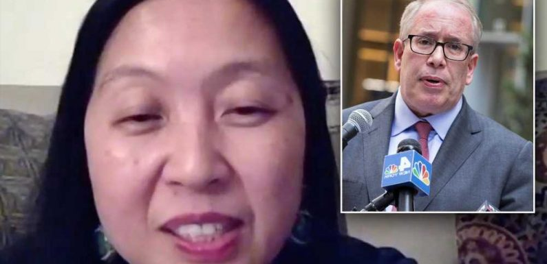 Scott Stringer accuser Jean Kim says she 'had to MeToo' him in comedy Zoom call