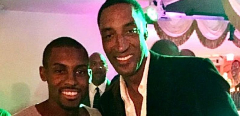 Scottie Pippen Mourns Death of Son Antron at 33