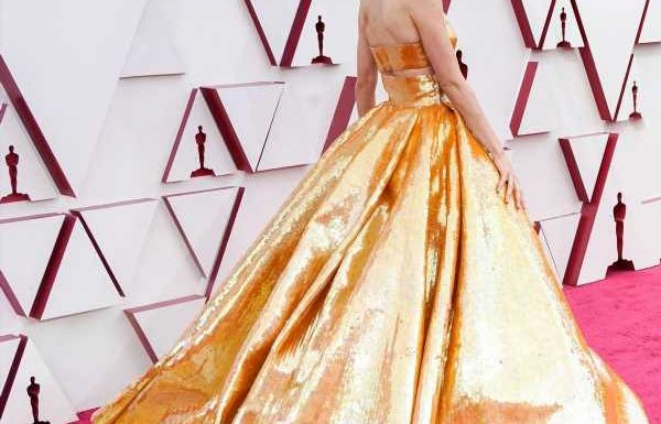 See Every Look From the Oscars Red Carpet