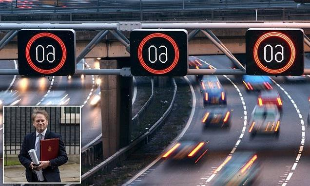 Shapps demands high-tech safety plan for smart motorways is sped up
