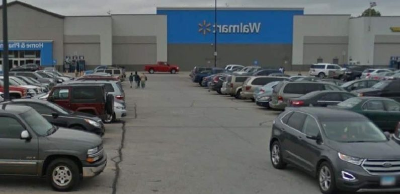 Shots fired in Indiana Walmart during arrest of suspected shoplifter: report