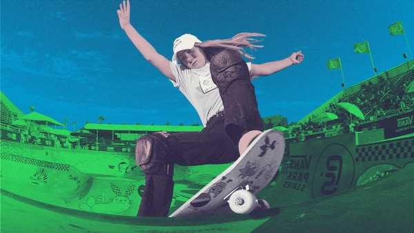 Skateboarder Brighton Zeuner Never Thought She Could End Up At The Olympics