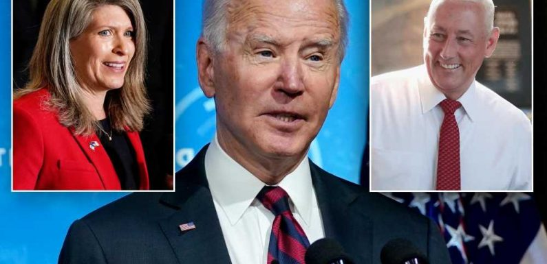 Some Republicans say they don't want to attend Biden's first address to Congress