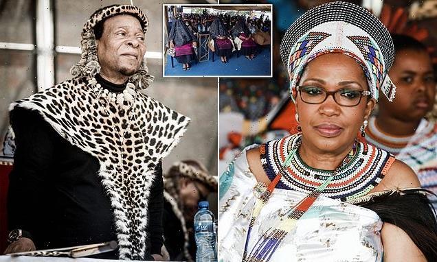 South Africa's Zulu Queen dies weeks after  her husband's death