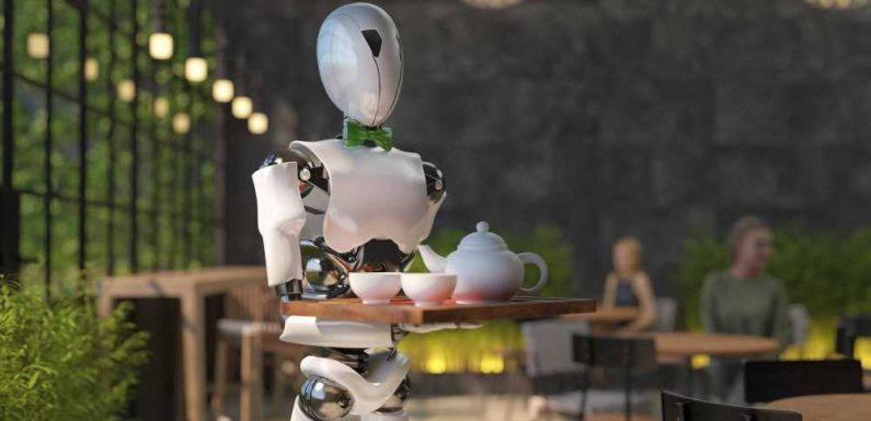 South Florida restaurant buys robots to fight staffing issues