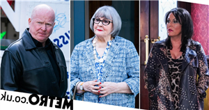 Spoilers: Callum's grandma Vi clashes with Kat and Phil in EastEnders