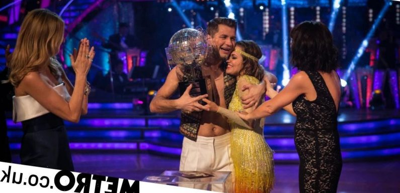 Strictly's Pasha Kovalev reveals Caroline Flack stole his glitterball trophy