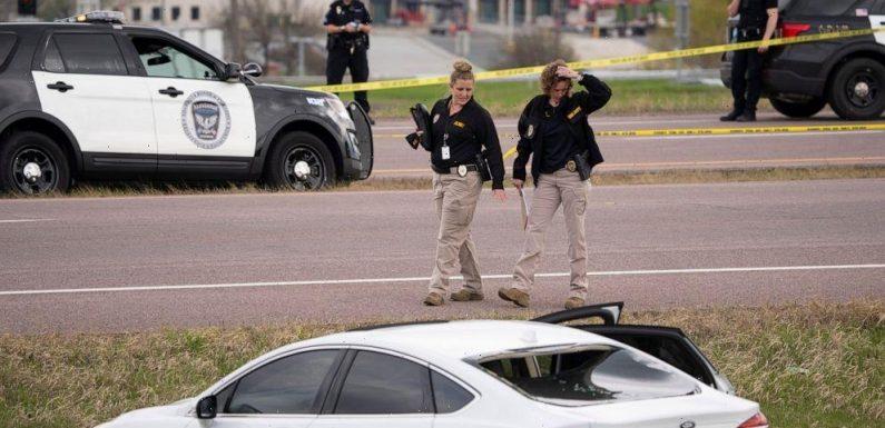 Suburban Minneapolis police shoot, kill alleged carjacker