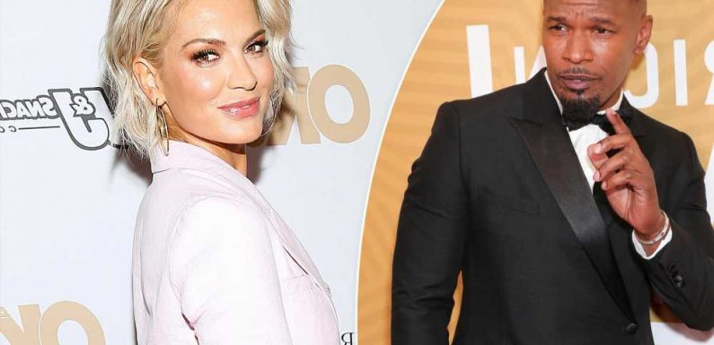 Summer House's Lindsay Hubbard claims Jamie Foxx once slid into her DMs