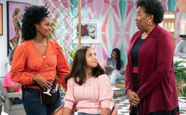 Sydney to the Max Gets to the Root of Lead Character's Black Hair Journey