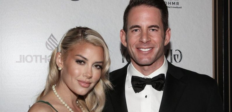 Tarek El Moussa and Heather Rae Young Have a Lavish Engagement Party