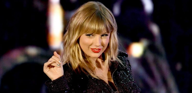 Taylor Swift Fans Think She Just Revealed Which Album She's Re-Recording Next!