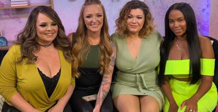 Teen Mom OG 'renewed for another season' despite getting lowest ratings ever as Maci Bookout's ex Ryan fired from show