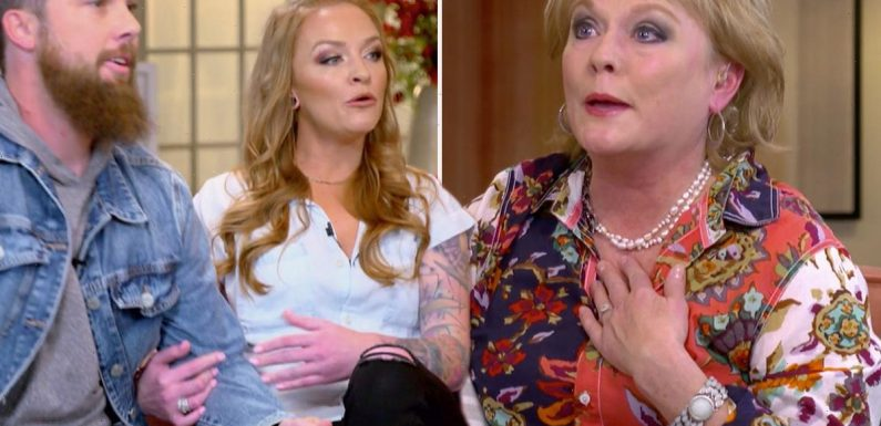 Teen Mom star Ryan Edwards' mom ripped by fans for claiming Maci Bookout's husband Taylor is JEALOUS of drug addict son