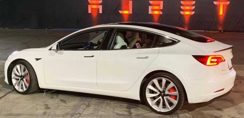 Tesla cars can drive with no one in the driver's seat, Consumer Reports says
