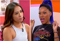 The Circle Week 1 Status Update: A Nasty Feud Splits the Group in Half — Whose Side Are You On?