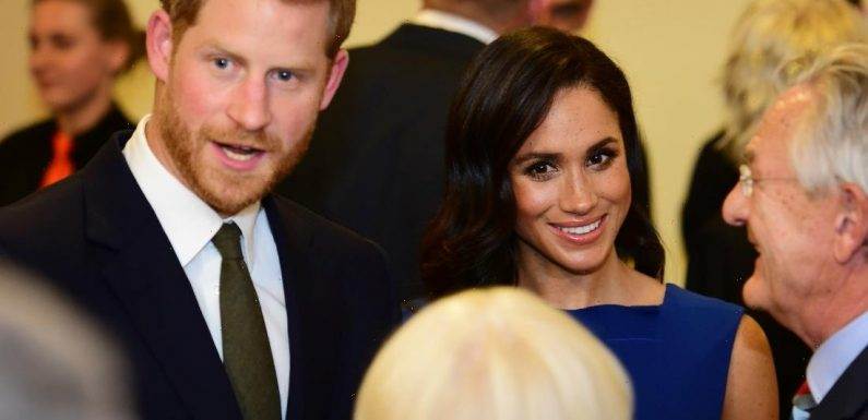 The Duke & Duchess of Sussex are co-chairing the 'Vax Live' concert