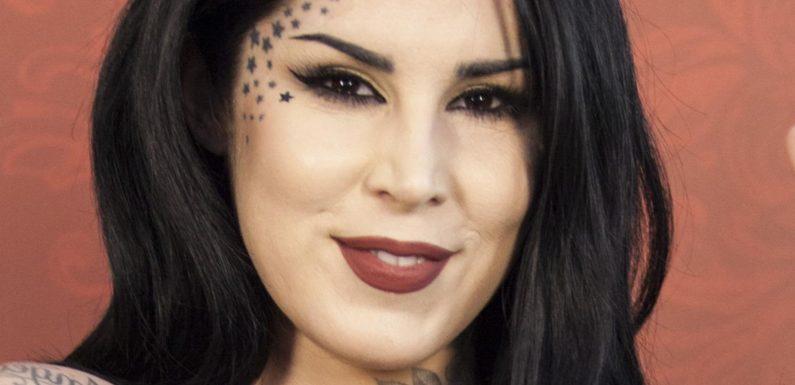 The Hidden Meaning Behind Kat Von D's Tattoos