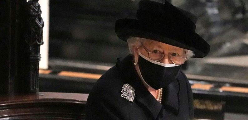 The Meaning Behind Queen Elizabeth's Brooch at Prince Philip's Funeral
