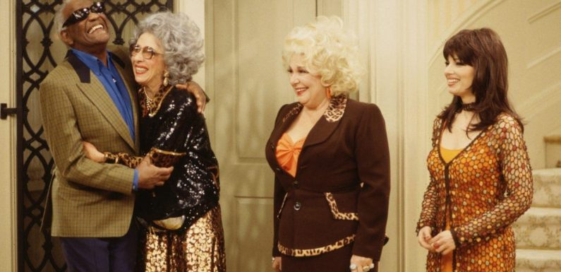 'The Nanny': Fran's Signature Heels Are a J.C. Penney Find
