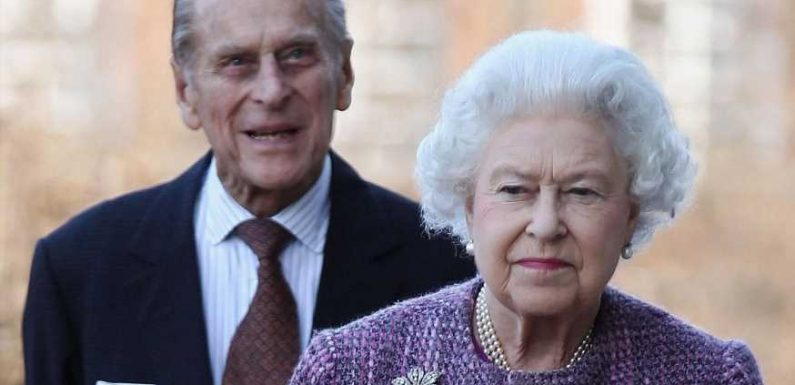 The Queen went to private church service before walking corgi puppies on first Sunday without Prince Philip