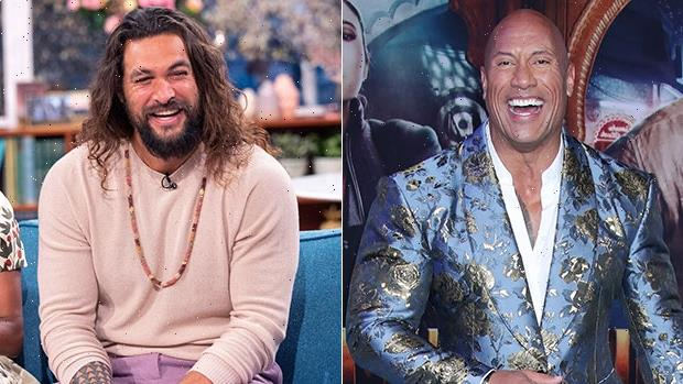 The Rock's Daughter Freaks Out Over Message From 'Aquaman's Jason Momoa On 3rd Birthday