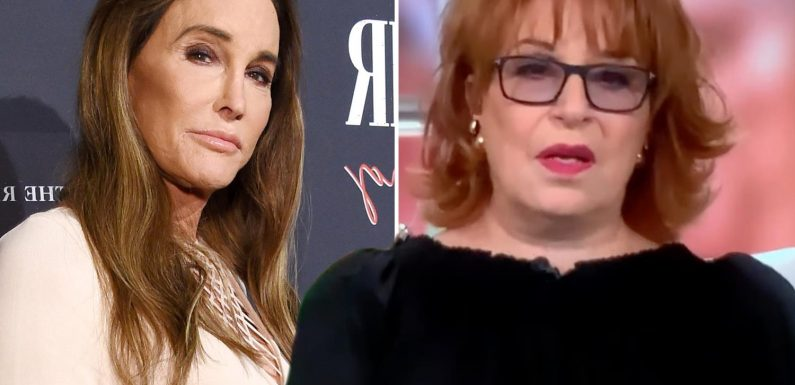 The View's Joy Behar says she misgendered Caitlyn Jenner on talk show because she 'didn't get enough sleep'