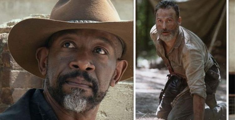 The Walking Dead: Rick and Morgan to reunite after Lennie James clue 'I'd give anything'
